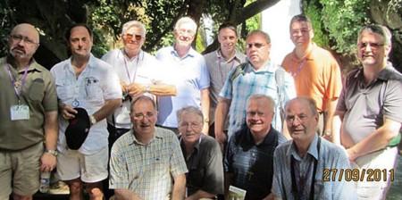 Groupe de prêtres